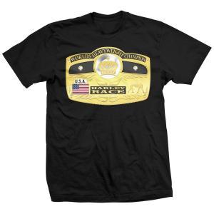 ハーリー・レイス Tシャツ「HARLEY RACE Worlds Heavyweight Champion Tシャツ」【米直輸入(日本未発売) 大きいサイズ(XXL 3XL 4XL)もあり】 freebirds