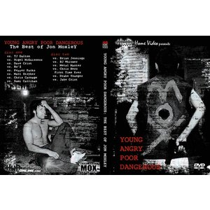 HWA DVD「Young, Angry, Poor & Dangerous:The Best Of Jon Moxley In HWA Vol.1」 【Best of ジョン・モクスリー in HWA】米直輸入プロレスDVD