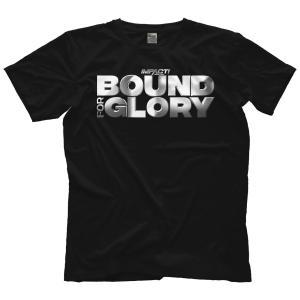 Impact Wreestling Tシャツ「Bound For Glory 10.24.20 Tシャツ」アメリカ直輸入Tシャツ freebirds