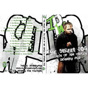 IPW DVD「The Street Dog:The Best Of Jon Moxley In IPW」 【Best of ジョン・モクスリー in Insanity Pro Wrestling】米直輸入プロレスDVD freebirds