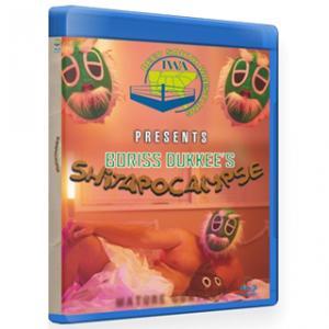 IWA Deep South ブルーレイ「Boriss Dukkee's Shitapocalypse ボリス・デュキーのシッタポカリプス」(2020年7月18日開催場所非公開)輸入盤Blu -ray|freebirds