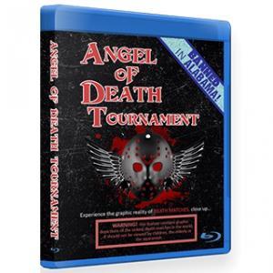 IWA Deep South ブルーレイ「The Angel Of Death Tournament デスマッチトーナメント」(2019年10月26日ジョージア州キャロルトン)|freebirds