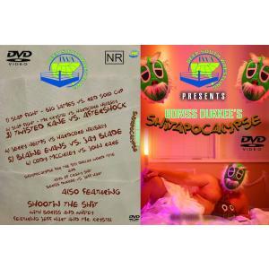 《現品特価》IWA Deep South DVD「Boriss Dukkee's Shitapocalypse ボリス・デュキーのシッタポカリプス」(2020年7月18日開催場所非公開)|freebirds