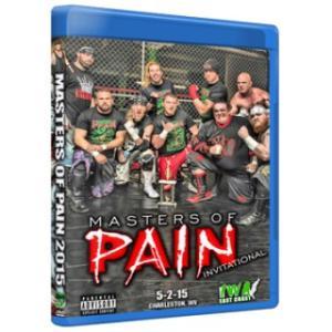 IWAイーストコースト ブルーレイ「Masters Of Pain 2015」(2015年5月2日ウエストバーニア)【デスマッチトーナメント】|freebirds