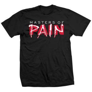 IWAイーストコースト Tシャツ「IWA EAST COAST Masters Of Pain ロゴ Tシャツ」アメリカ直輸入プロレスTシャツ|freebirds