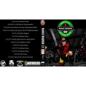 "IWAミッドサウス DVD「MANCE WARNER:Birth Of The Southern Pyscho Vol. 1」【Best of ""サザン・サイコ""マンス・ワーナー】|freebirds"