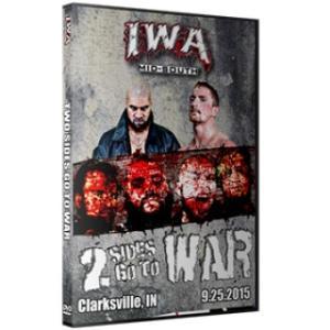 IWAミッドサウス DVD 「Two Sides...の商品画像