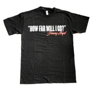 """【現品特価 再値下げ】ジミー・ロイド Tシャツ「""""Different Boy"""" JIMMY LLOYD How Far Will I Go? Tシャツ」【現品限り】 freebirds"""