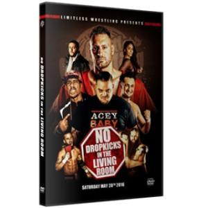 Limitless Wrestling(リミットレス・レスリング)DVD 「ノー・ドロップキックス・...