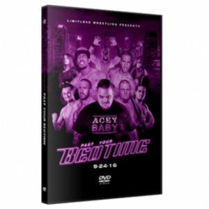 Limitless Wrestling(リミットレス・レスリング)DVD 「パスト・ユア・ベッドタイ...