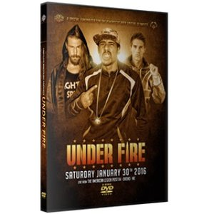Limitless Wrestling(リミットレス・レスリング)DVD 「アンダー・ファイヤー」(...