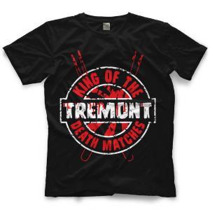 マット・トレモント Tシャツ「Matt Tremont King Of The Death Match Tシャツ」【アメリカ直輸入 大きいサイズ(XXL 3XL 4XL)もあり】 freebirds
