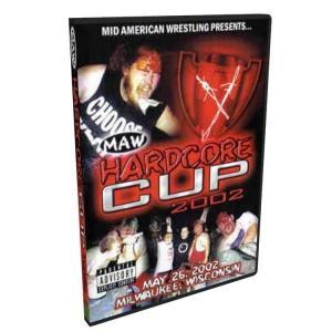 MAW DVD「2002 Hardcore Cup デスマッチトーナメント 」(2002年5月26日ウイスコンシン州ミルウォーキー) freebirds