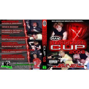 MAW DVD「2003 Hardcore Cup デスマッチトーナメント 」(2003年5月25日ウイスコンシン州ミルウォーキー) freebirds