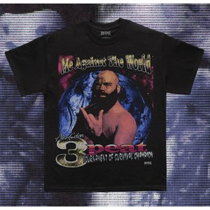 【限定生産 希少レア品】アレックス・コロン Tシャツ「ALEX COLON 3peat TOS Champion Tシャツ Imported from MDK All Day」 【生産終了 現品限り】 freebirds