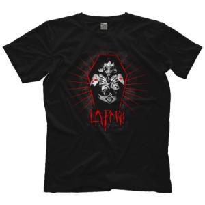 MLW Tシャツ「LA PARK LAパーク(ラ・パルカ) LA Park Spikes Tシャツ」  米直輸入プロレスTシャツ freebirds