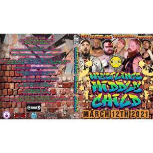 デスマッチ Pro Wrestling Trainwreck ブルーレイ「Wrestling's Middle Child」(2021年3月12日イリノイ州コナースビル)米直輸入盤Blu-ray|freebirds
