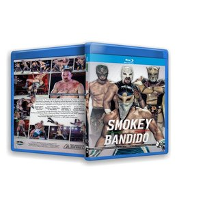PWG ブルーレイ「Smokey And The Bandido」(2018年10月19カリフォルニア州ロサンゼルス) freebirds