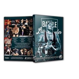 【ポイント2倍】PWG DVD「2018 BOLA バトル・オブ・ロサンゼルス Final Stage(2枚組DVD)」(2018年9月16日ロサンゼルス)