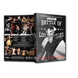 PWG DVD(3巻セット)「2019 BOLA バトル・オブ・ロサンゼルス Stage 1、2&Final」(2019年9月19日、20日&22日)アメリカ直輸入盤DVD