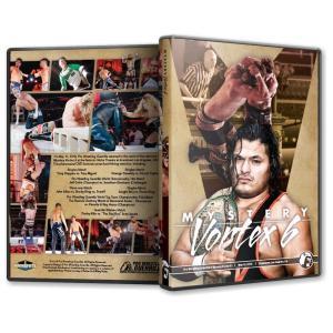 PWG DVD「Mystery Vortex 6」(2019年5月10日ロサンゼルス)アメリカ直輸入盤《日本盤未発売》 freebirds