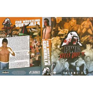 PWG DVD「PWG Sells Out 2」【The Best of Pro Wrestling Guerrilla Vol. 2】アメリカ直輸入盤 3枚組DVD PWG名勝負傑作選第2弾 freebirds
