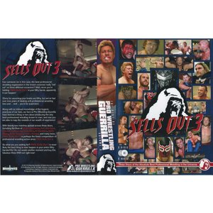 PWG DVD「PWG Sells Out 3」【The Best of Pro Wrestling Guerrilla Vol. 3】