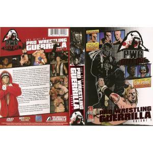 《現品特価》PWG DVD「PWG Sells Out 1」【The Best of Pro Wrestling Guerrilla Vol. 1】アメリカ直輸入盤 3枚組DVD PWG名勝負傑作選 freebirds