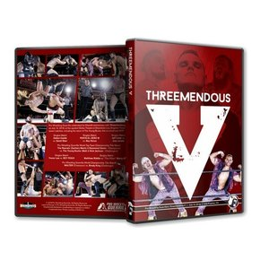 PWG DVD「Threemendous V」(2018年7月13日カリフォルニア州ロサンゼルス) freebirds