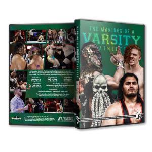PWG DVD「The Makings Of A Varsity Athlete」(2019年12月20日ロサンゼルス)アメリカ直輸入盤《日本盤未発売》 freebirds