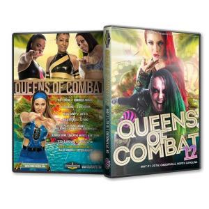 クイーンズ・オブ・コンバット DVD「Queens Of C...