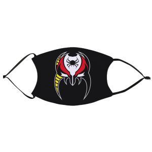ロード・ウォリアーズ フェイスマスク フィルターポケット付き「ROAD WARRIORS War Face Mask」 アメリカ直輸入品(フィルター2枚付属) freebirds