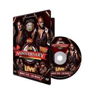 ROH DVD「16th Anniversary Show」(2018年3月9日ネバダ州ラスベガス)|freebirds