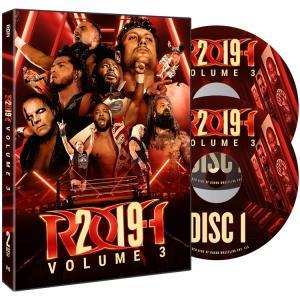 ROH DVD「ROH 2019 Volume 3(2枚組)」【ROH2019年6月〜9月総集編】アメリカ直輸入盤DVD|freebirds