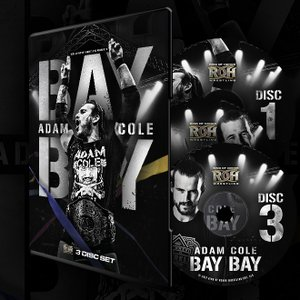 ROH DVD「ADAM COLE:Adam Cole Bay Bay(3 Disc Set)」【Best of アダム・コール(3枚組ベストDVD)】|freebirds