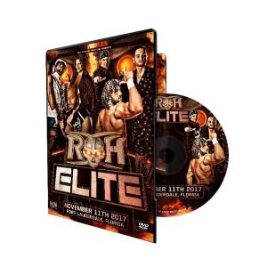 ROH DVD「ELITE」(2017年11月11日フロリダ州フォートローダーデール)|freebirds