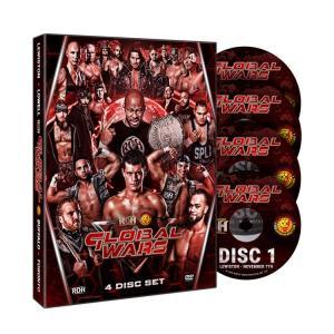 Ring Of Honor リング・オブ・オナー DVD(輸入盤DVD ROH製)  ROH&新日本...