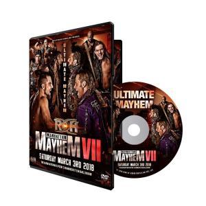 ROH DVD「Manhattan Mayhem VII」(2018年3月3日ニューヨーク州ニューヨーク)|freebirds
