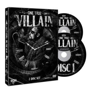《現品特価》ROH DVD「MARTY SCURLL マーティー・スカル:One True Villain ワン・トゥルー・ヴィラン」【二枚組ベスト盤】|freebirds