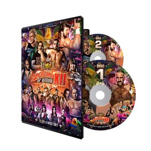 ROH DVD「Supercard Of Honor XII(2枚組)」(2018年4月7日ルイジアナ州ニュー・オーリンズ)【裏レッスルマニア】|freebirds