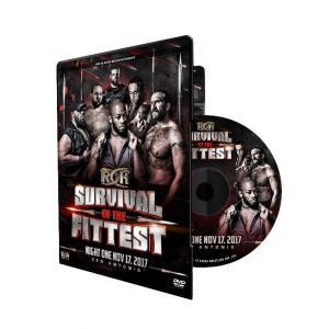 ROH DVD「Survival Of The Fittest 2017 Night 1」(2017年11月17日テキサス州サンアントニオ)|freebirds