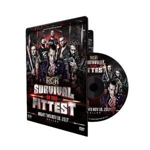 ROH DVD「Survival Of The Fittest 2017 Night 2」(2017年11月18日テキサス州ダラス)|freebirds