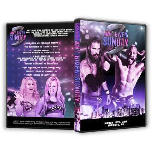 Smash Wrestling DVD「Any Given ...
