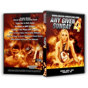 Smash Wrestling DVD「Any Given ...