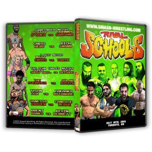 Smash Wrestling DVD「Rival Scho...