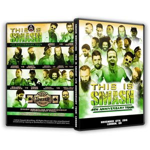SMASH Wrestling DVD「This Is Sm...