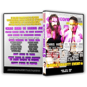 Smash Wrestling DVD「Smash&...