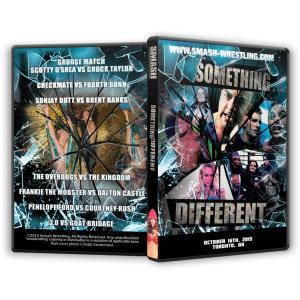 Smash Wrestling DVD「Something ...