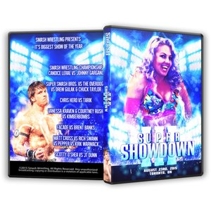 Smash Wrestling DVD「Super Show...