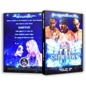 SMASH Wrestling DVD「Super Show...